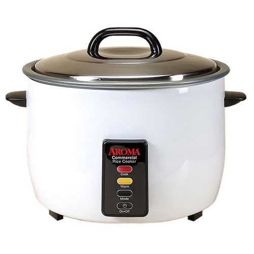 Aroma 60-Cup Commercial Rice Cooker Price