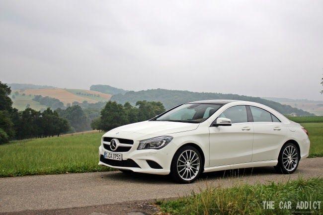 Mercedes-Benz CLA 200 #mbcar