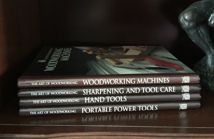 Time Life Woodworking Books Set of 4 included is, WoodWorking Machines, Sharpening & Tool Care, Hand Tools, Portable Power Tools by AutismDesign313 on Etsy