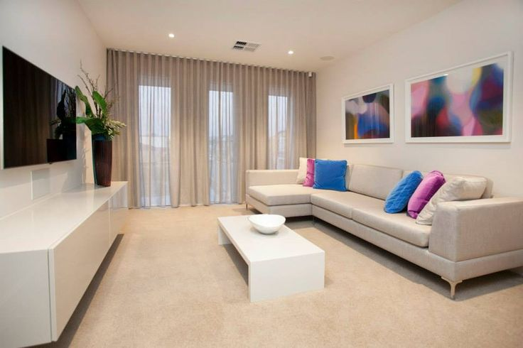 Upstairs, guests or younger family members can enjoy their own living space...