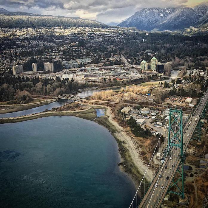 WIP Wednesday: Vancouver Bound