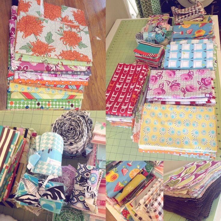 modern vintage quilts | Share the {Fabric} Love | Vintage Modern Quilts
