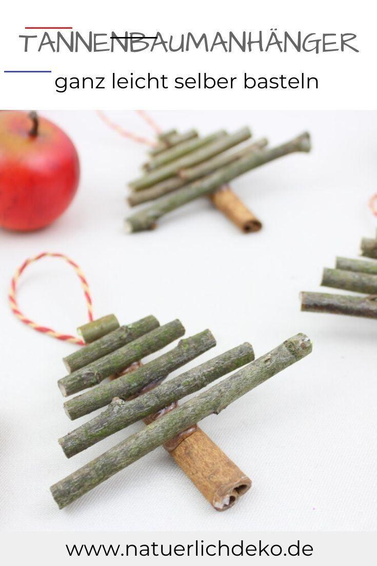 Tannenbaumanhanger Aus Zweigen Basteln Asteweihnachtlichdekorieren Ich Zei In 2020 Basteln Weihnachten Naturmaterialien Weihnachtsbaumanhanger Basteln Weihnachten