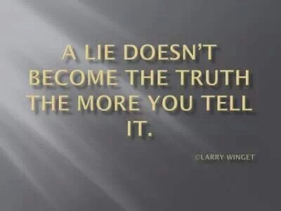 how to tell if they are lying