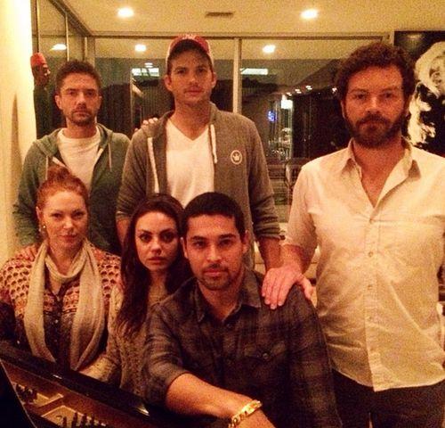 That's 70's Show Cast, 2013