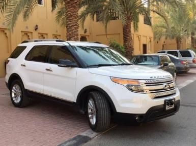 2013 Ford Explorer For Sale - AED 58000 | Car Ads - AutoDeal.ae
