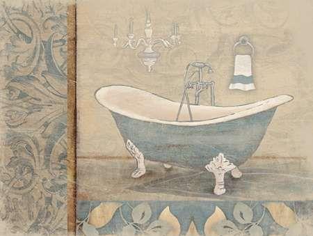 Bath Blue II (Jace Grey)