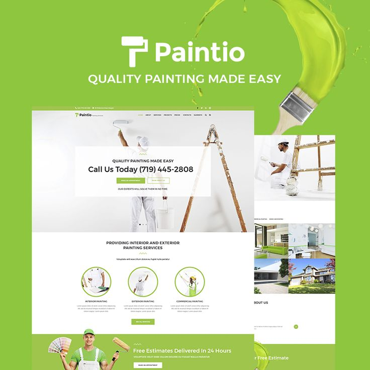 Best 25 Painting services ideas on Pinterest