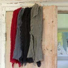 Afia Wool Scarves