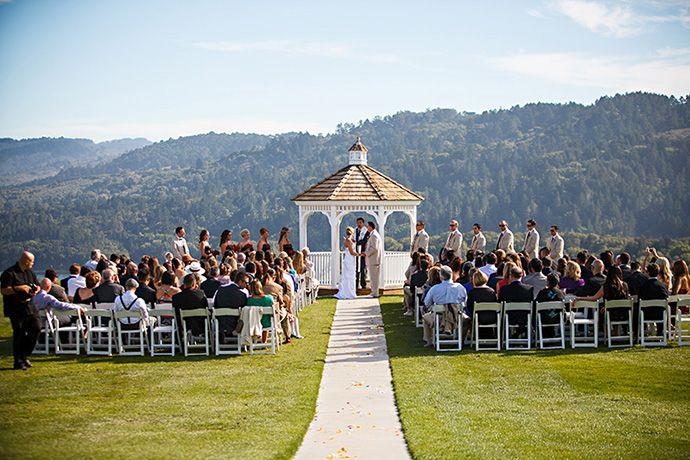 San Francisco & Burlingame Wedding Venues | Crystal Springs Golf Course | Wedgewood Weddings