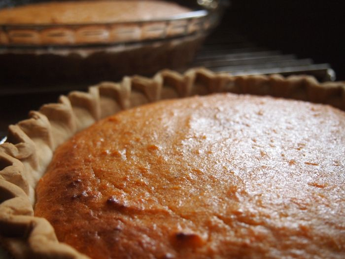 Potato Pie on Pinterest | Sweet potato pies, Southern sweet potato pie ...
