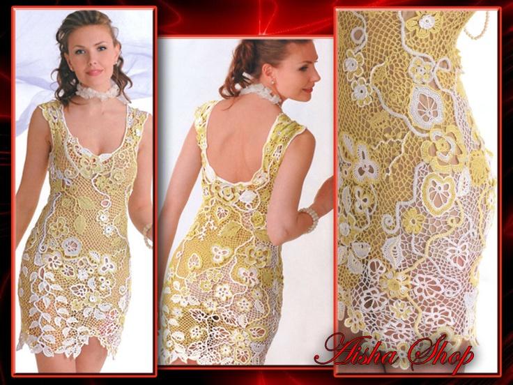 210 Best Russianirish Crochet Images On Pinterest Irish Crochet