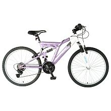 ALETHA Cycle Force 24 inch Polaris Ranger Bike - Girls