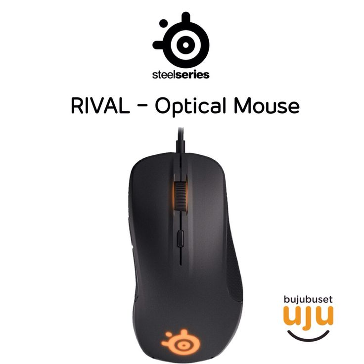 Rival - Optical Mouse FNATIC IDR 895.000