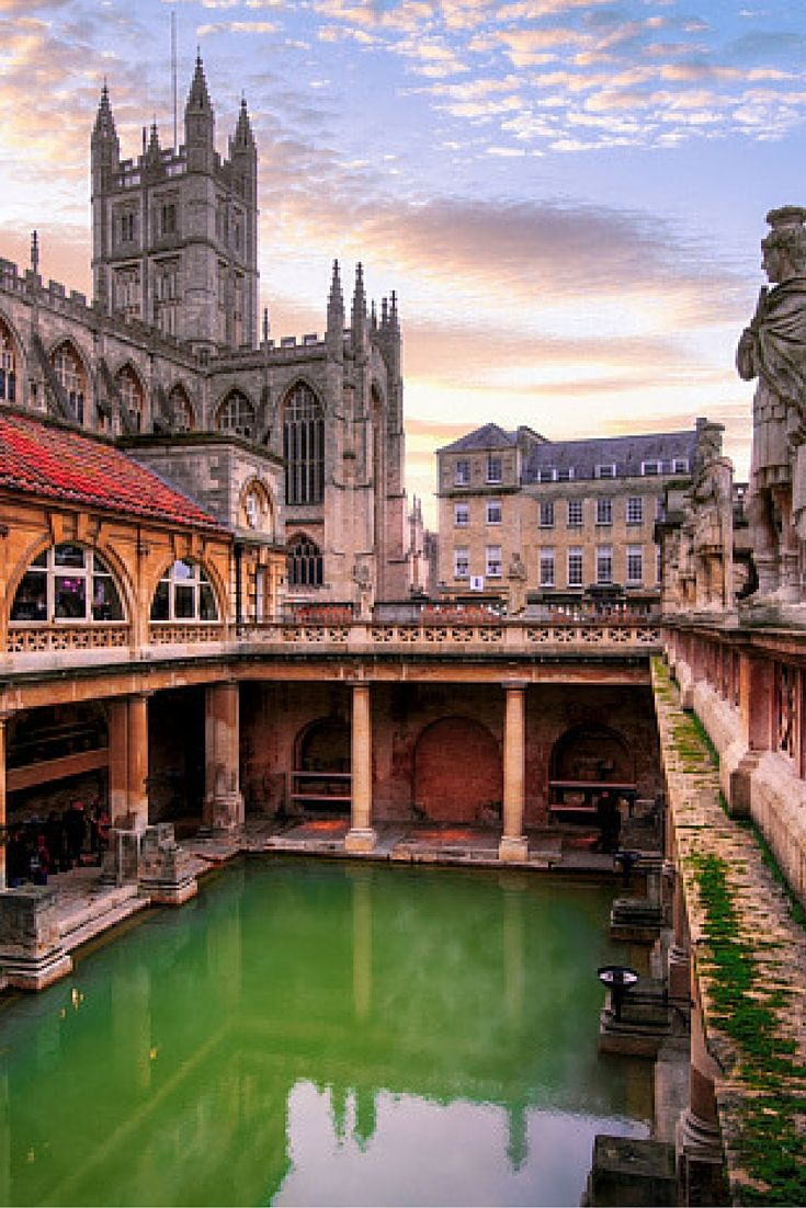 Here's why you should visit Bath