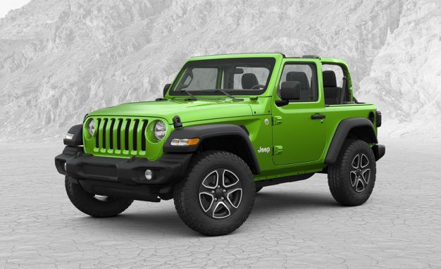 How We D Spec It The 37 000 Almost Base Jeep Wrangler Jl Because