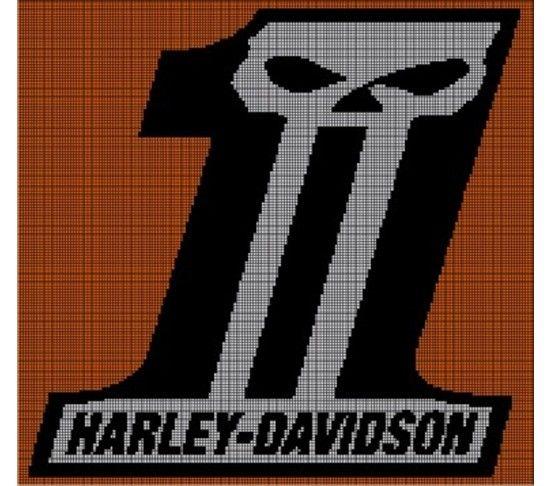 12 Best Images About Harley Davidson Crochet On Pinterest