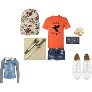 Daughter of Athena - Polyvore