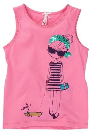 Buy Cuba Girl Vest (3-16yrs) from the Next UK online shop