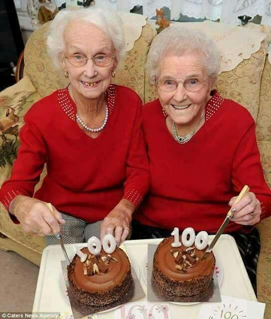 Cumpleaños de 1 siglo!!!