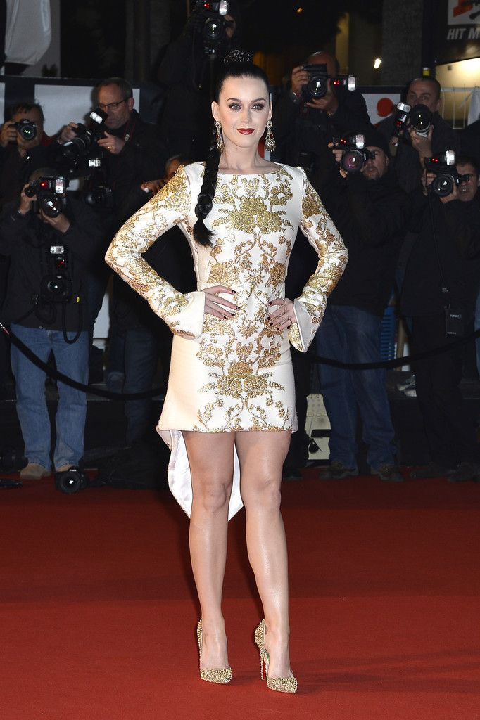 Katy Perry shines bright at the NRJ Music Awards in Cannes, France - December, 2013 #katy #katyperry