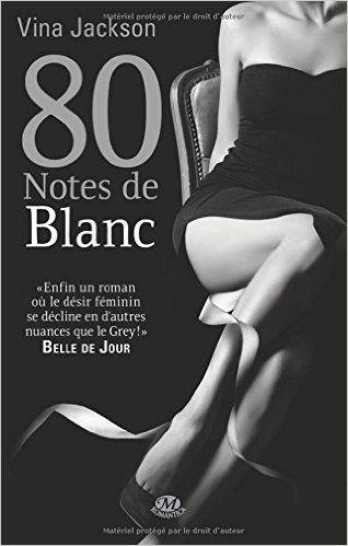 80 NOTES T05 : 80 NOTES DE BLANC: Amazon.ca: VINA JACKSON: Books
