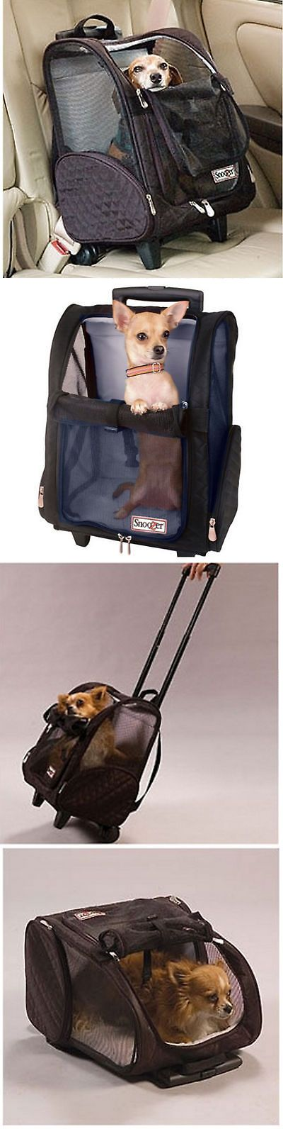 Carriers and Totes 177788: Pet Carrier Cat Dog Travel Bag Soft Sided Airline Approved Portable Rolling Dude BUY IT NOW ONLY: $167.99