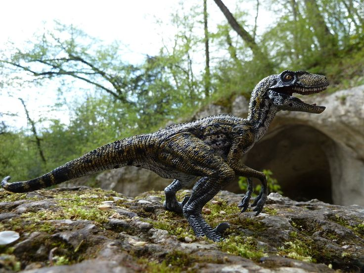 Utahraptor, Walking with Dinosaurs by ~Polihierax on deviantART