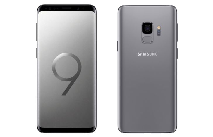 More Samsung Galaxy S9 renders leak confirming design stereo speakers and camera apertures