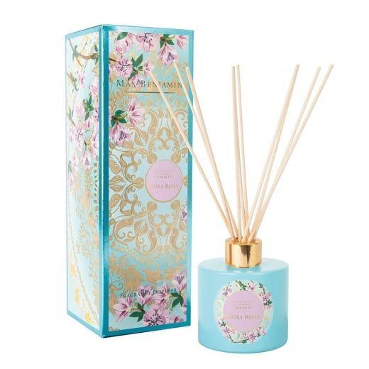 Max Benjamin Amalfi - Fiori Rosa Fragrance Diffuser - Gift Box