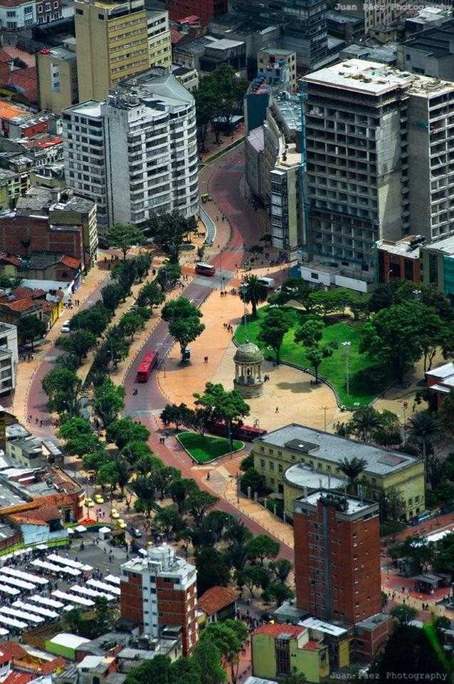 Centro de Bogotá.