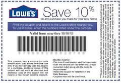 lowes coupon - Google Search