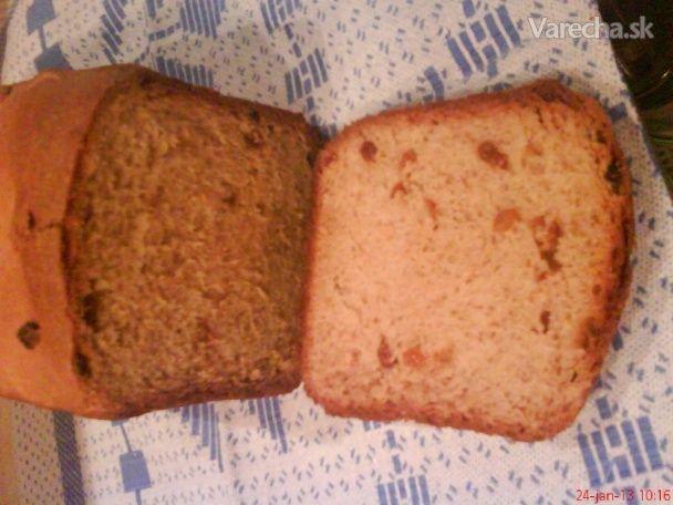 Voňavý škoricový koláč z pekárničky (fotorecept) - Recept