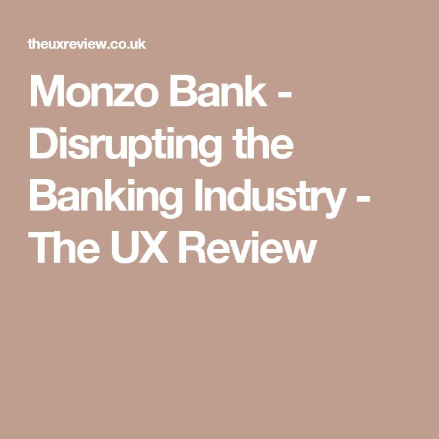 Banking industry review
