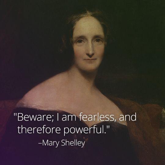 to her novel frankenstein essay Frankenstein final essay mary shelley explored many controversial and unprecedented topics in her novel frankenstein: the modern prometheus.