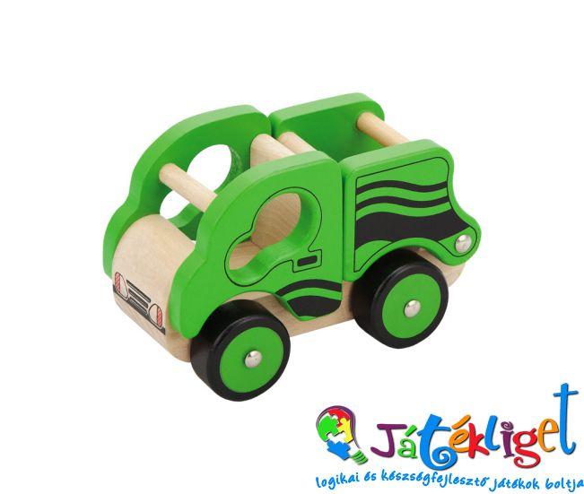 Billenős teherautó – Fajáték