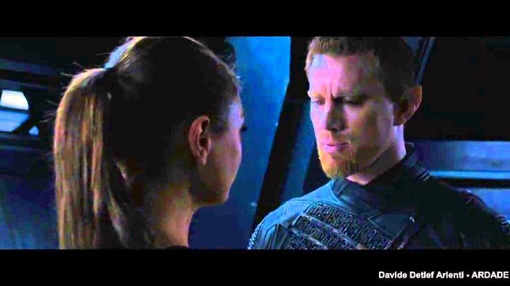Jupiter Ascending - I Love Dogs Movie Clip 1 - Channing Tatum, Mila Kunis
