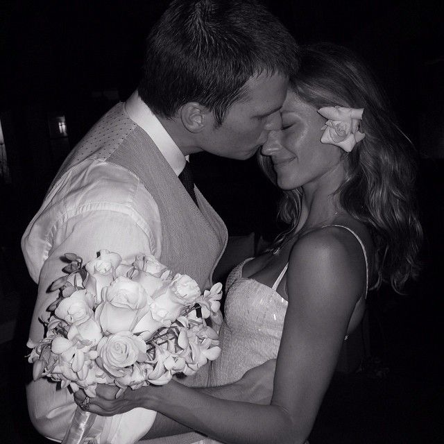 Gisele Finally Shares A Wedding Photo — 5 Years Later #Refinery29 #love