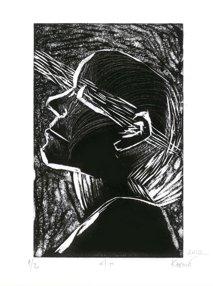 Graba - Xilografia $70