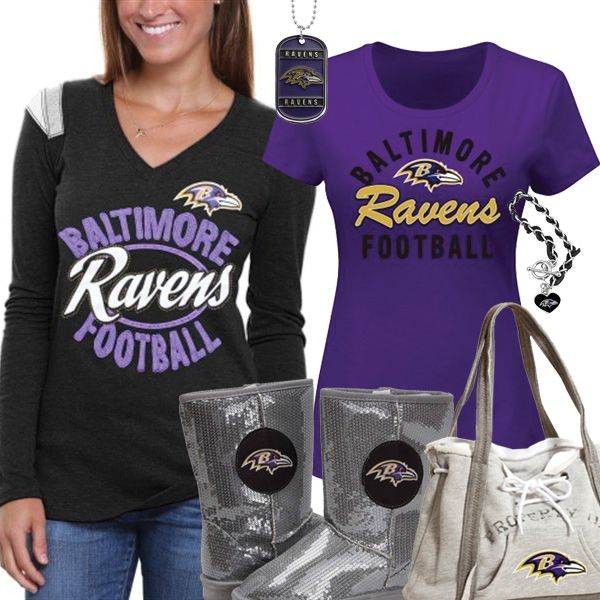 Cute Ravens Fan Gear