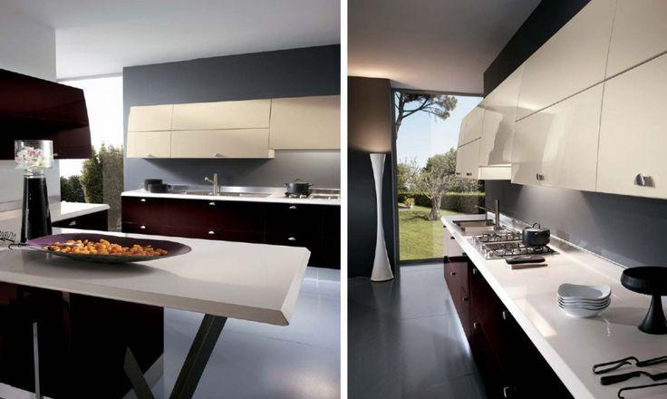 Italian Kitchen Designs Idea : Luxurious Moden Italian Kitchen Appliaces