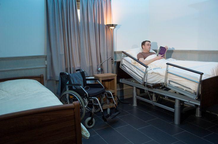 Speciale bedden, zodat u een fijne #gehandicaptevakantie kunt houden, voor iedereen.