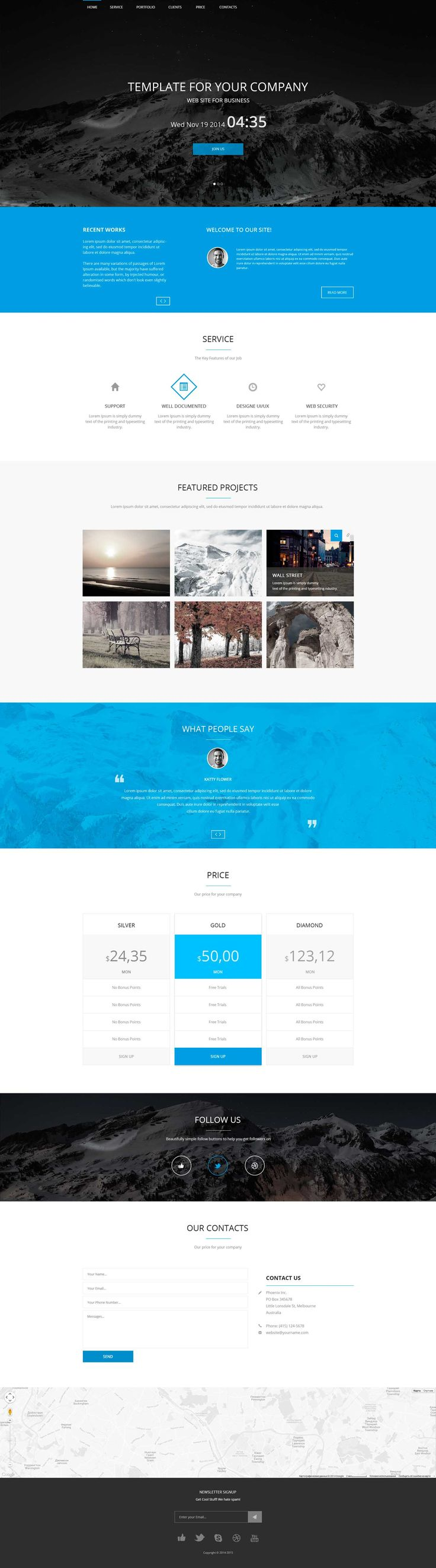 66 best html templates images on pinterest html templates