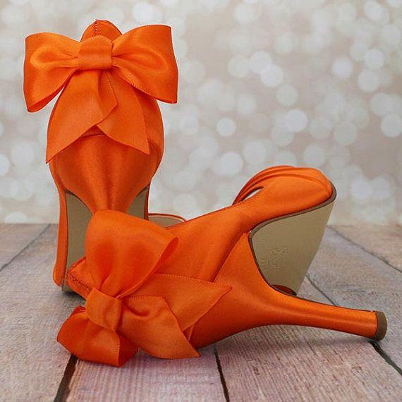 Stunning Burnt Orange Wedding Shoes Gallery Styles Ideas 2018