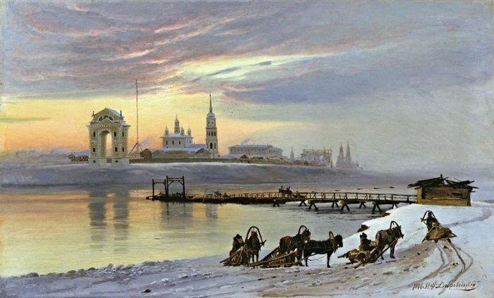 работы Николая Дубовского – 04