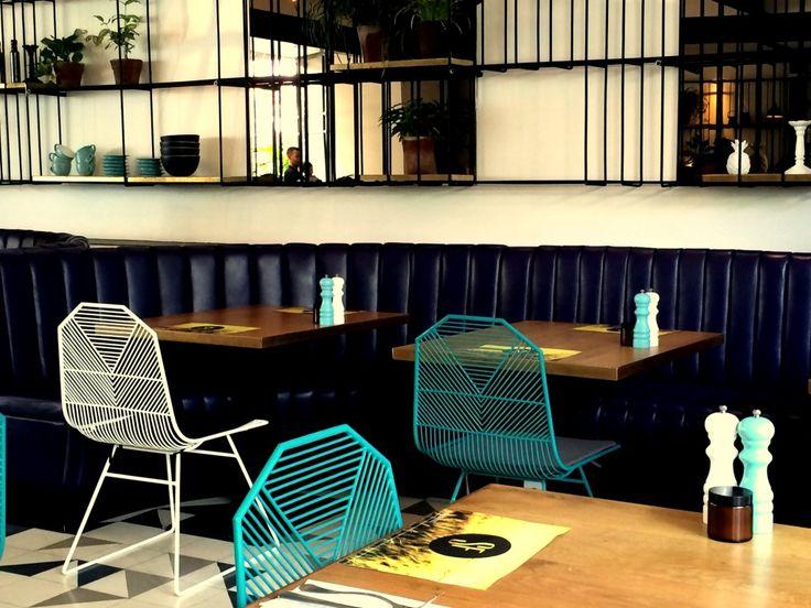 Sisterfields cafe in bali