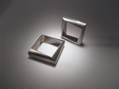 Ring. Author: Petr Polívka  Silver Ag 925 $284