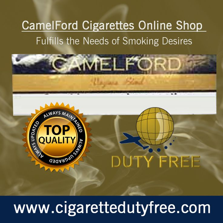 Buy top-hole Camelford brand cigarettes online at http://www.cigarettedutyfree.com/english/cigarettes-usa/camelford/6-cartons-of-camelford.html