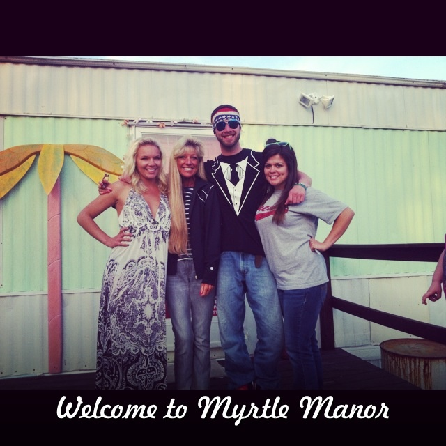 Yahoo got to meet some of the cast of (Welcome to Myrtle Manor) awesome!