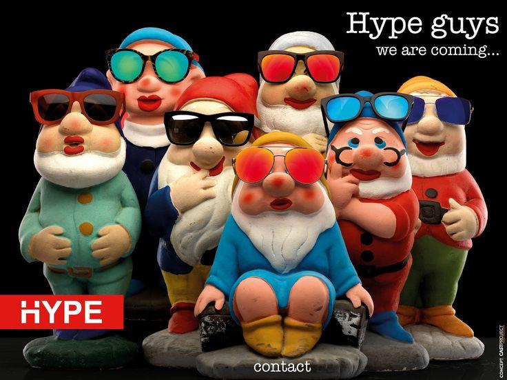 Hype guys